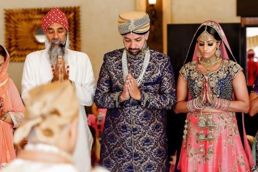 Sikh wedding planner