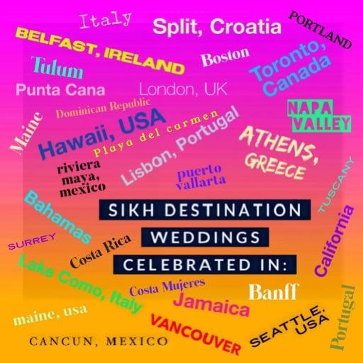 Interfaith Sikh Weddings UK