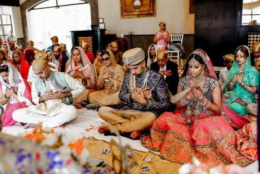 Sikh destination wedding planners