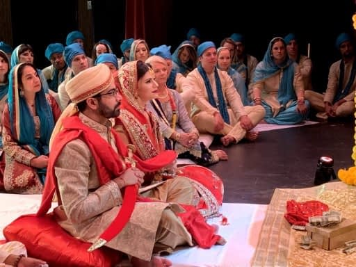 Sikh destination wedding planners