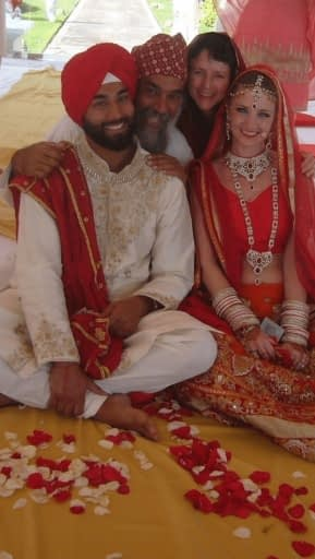 Asian Sikh Wedding